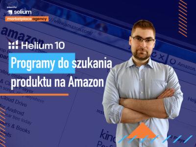 Program do szukania produktu na Amazon – zniżki do 50%